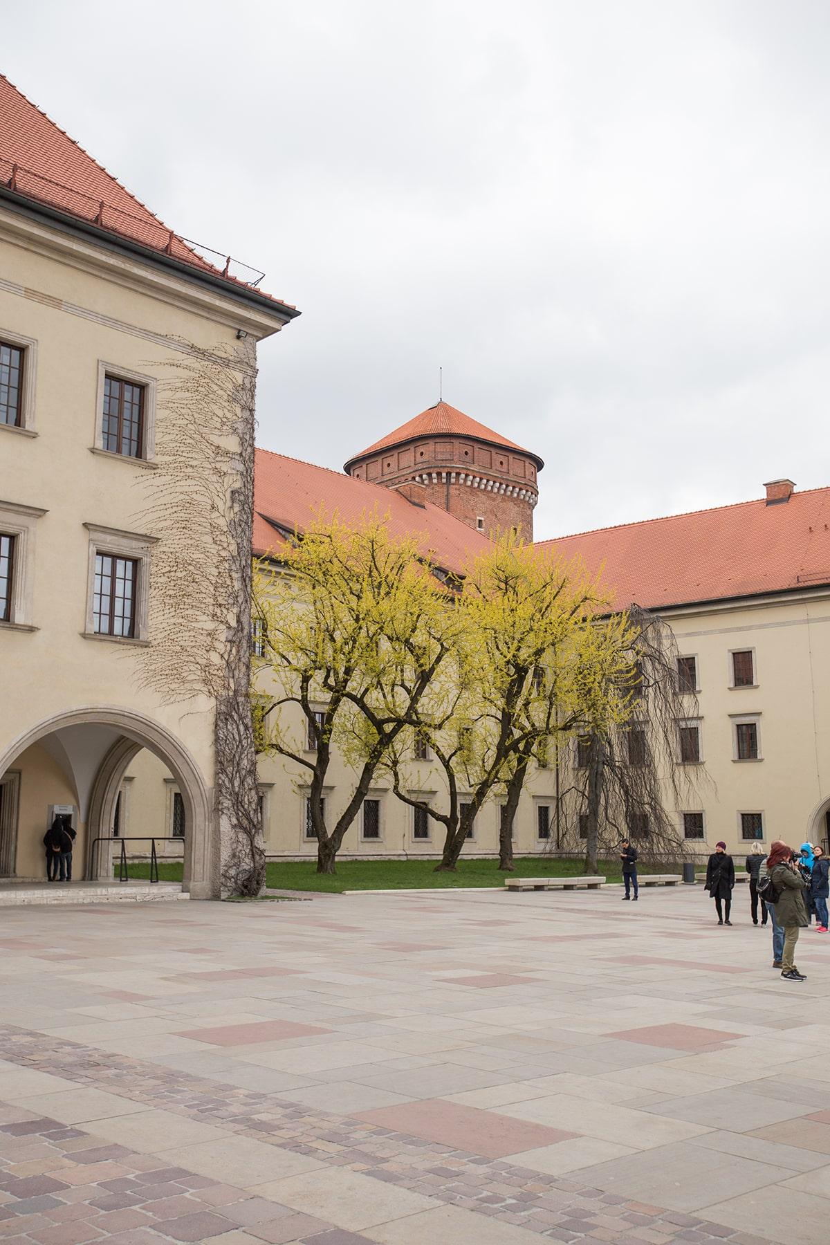 Wawel Castle Krakow- such a beautiful place to visit
