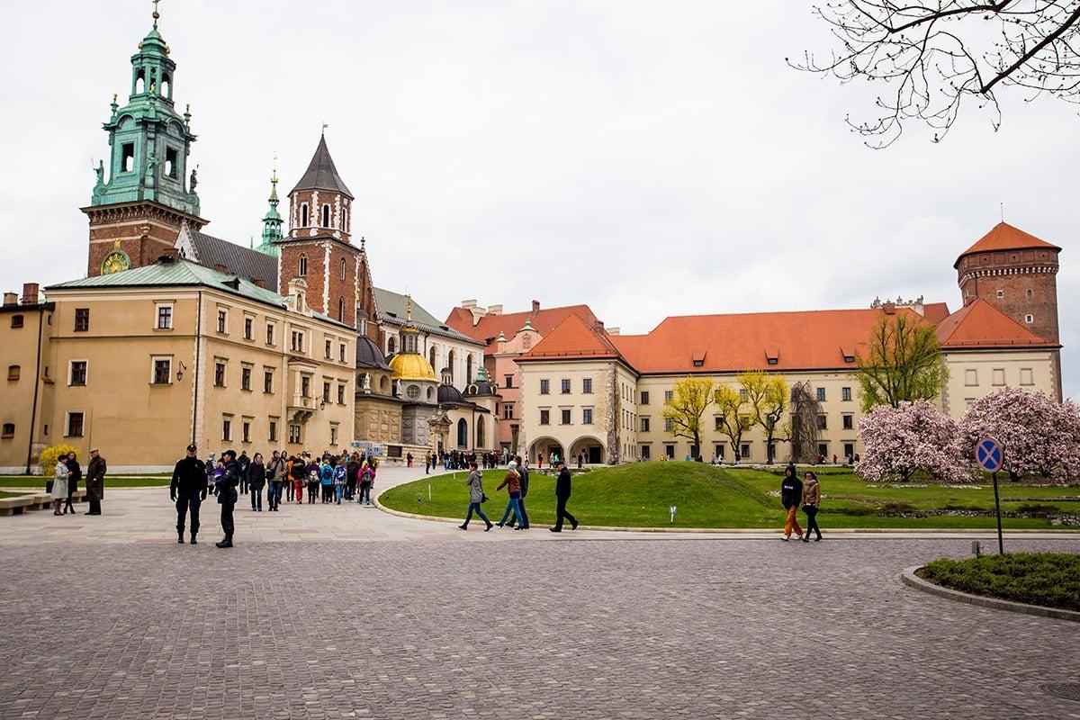 Wawel Castle Krakow- such an amazing place to visit!
