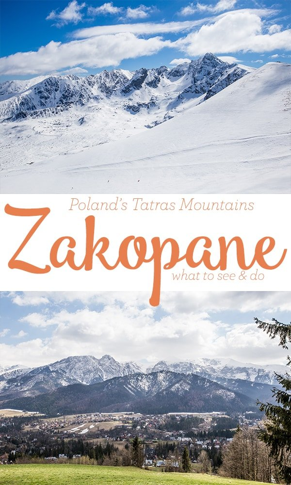 Zakopane- what to see and do- I love this quaint mountain village!
