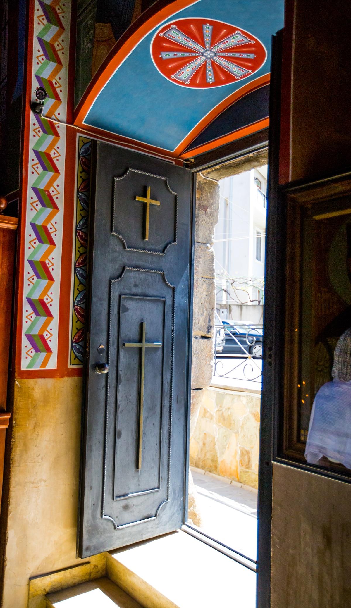 Lurji Blue Monastery, Tbilisi