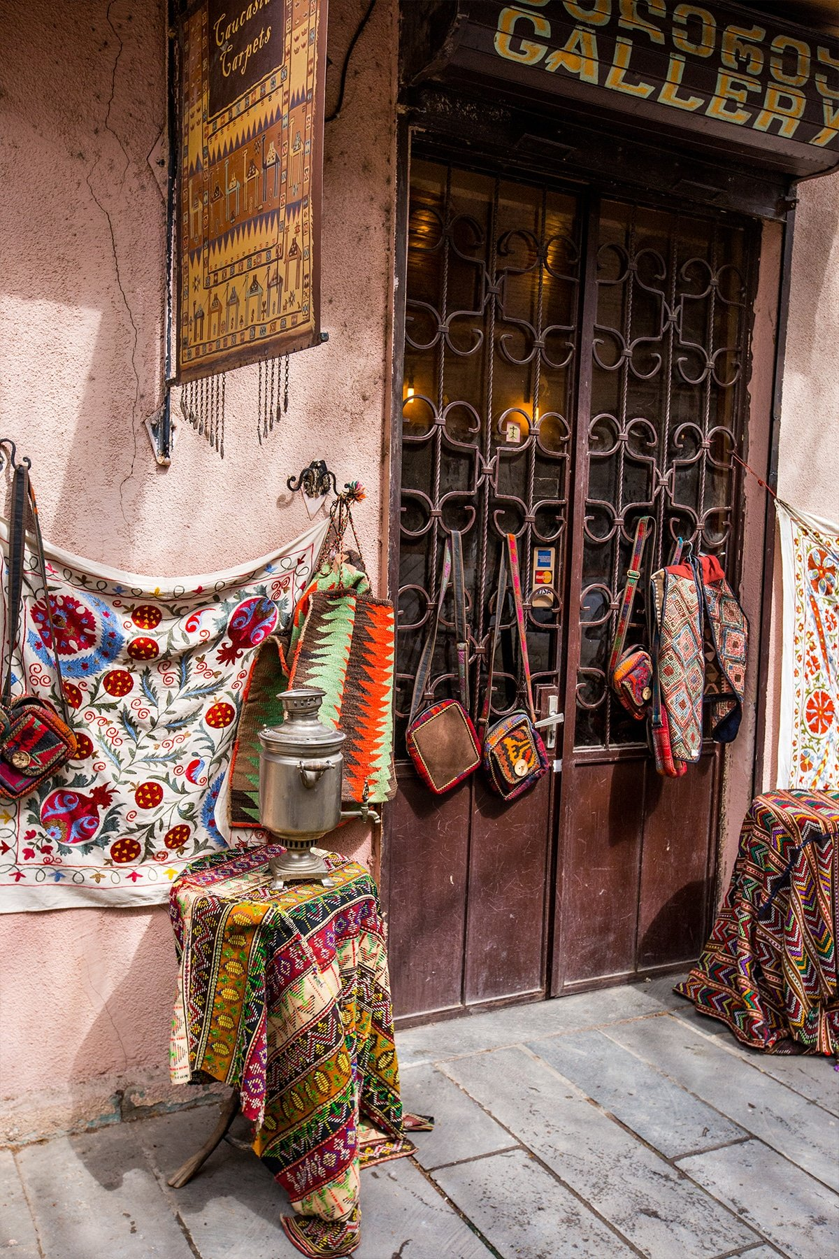 Shop in old town Tbilisi