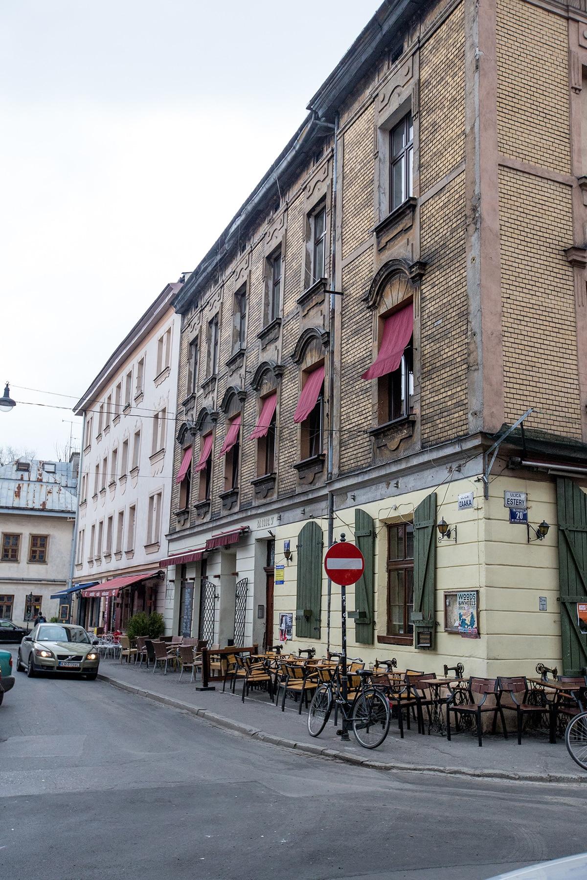 Singer Cafe, Krakow