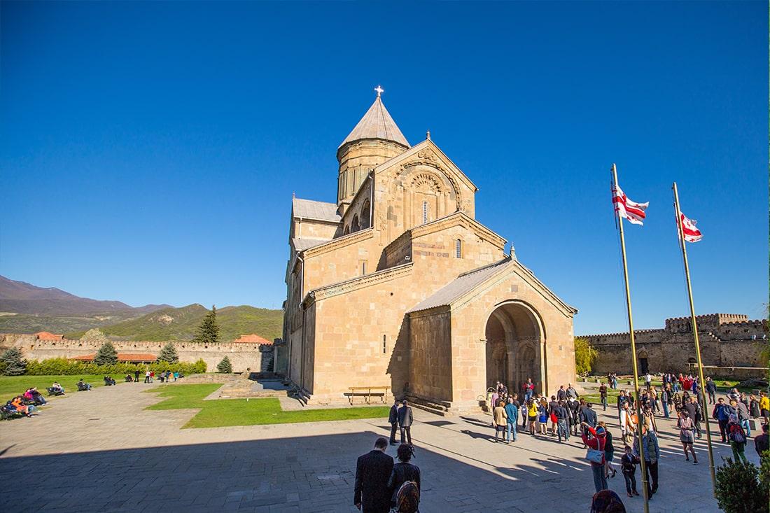 Svetitshkoveli Cathedral, Georgia