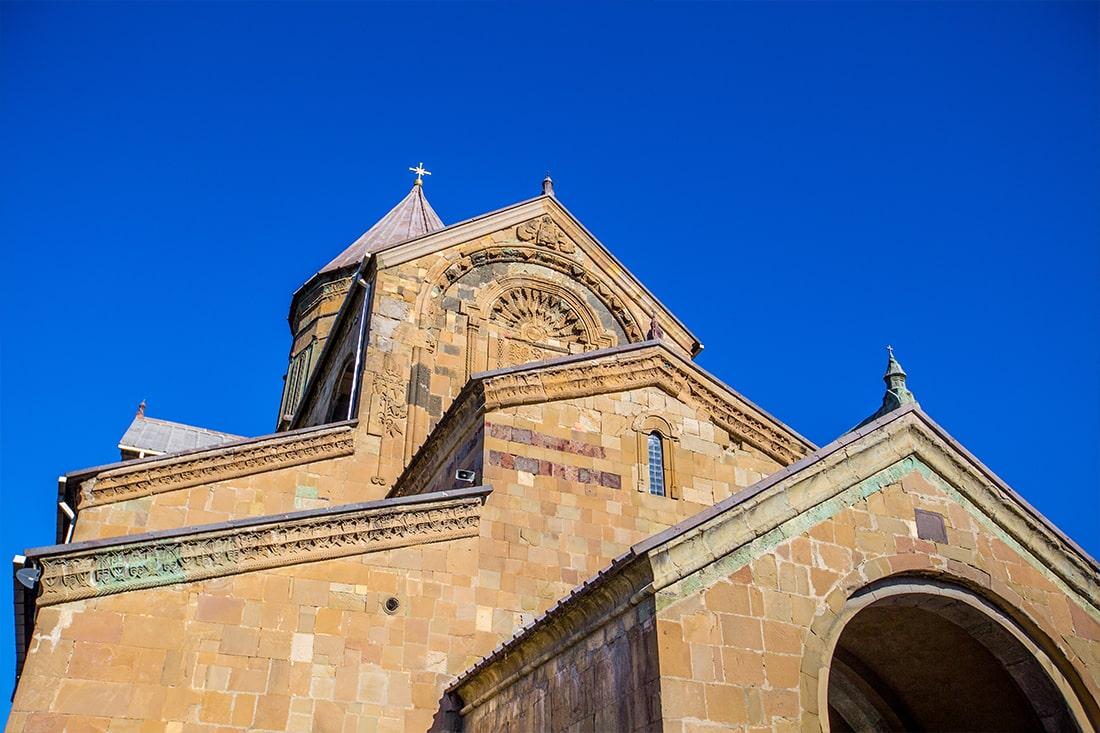 Svetitshkoveli Cathedral, Mtksheta