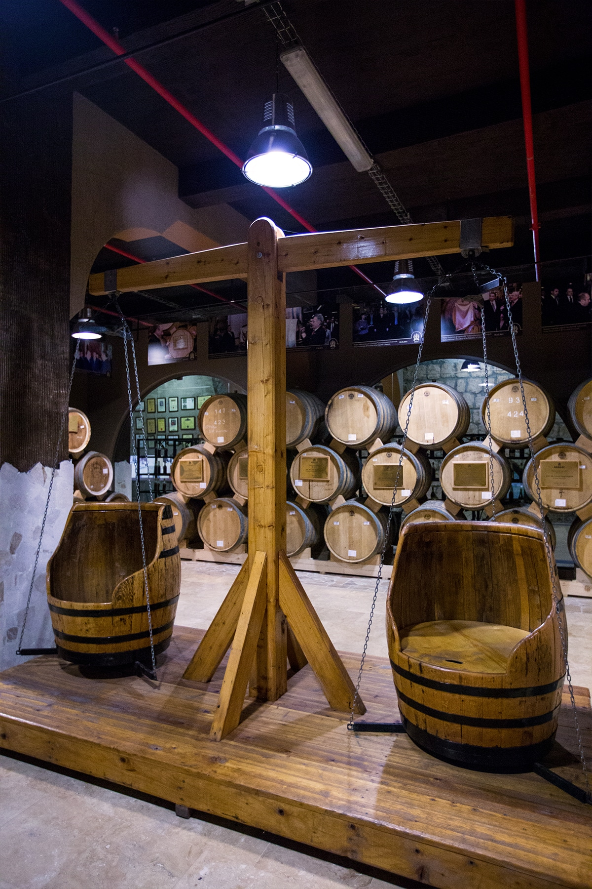 Ararat Distillery, Yerevan