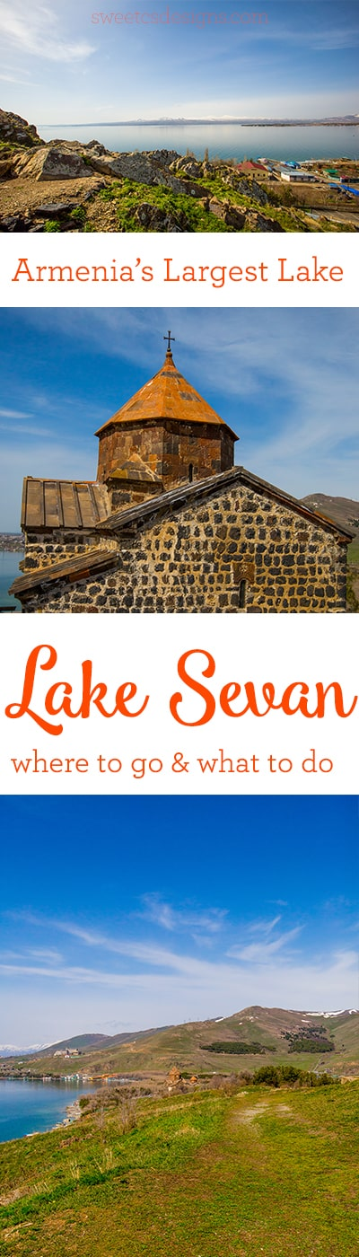 Lake Sevan, Armenia and Sevanava Monastery- so gorgeous!
