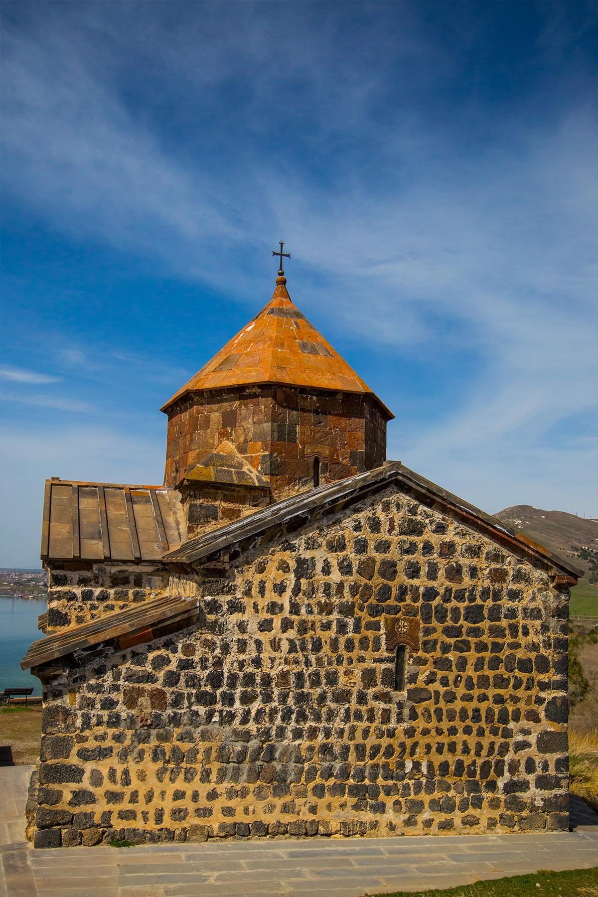 Sevanavank, North of Yerevan Armenia
