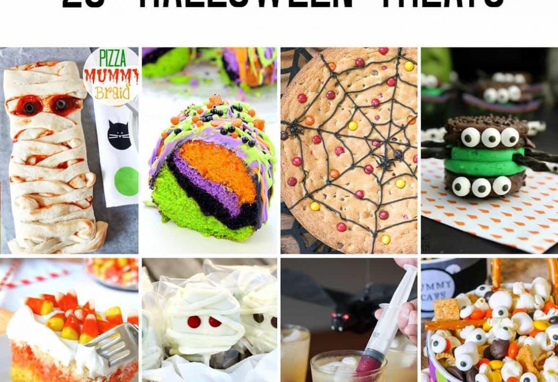 20+ of the best Halloween treats!