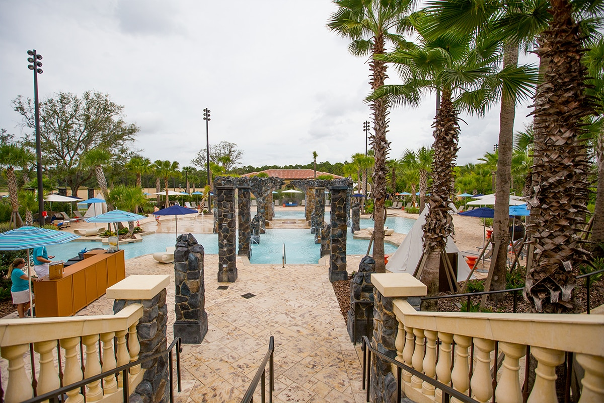 Kids pool and splashpad- Four Seasons Resort Orlando at DisneyWorld