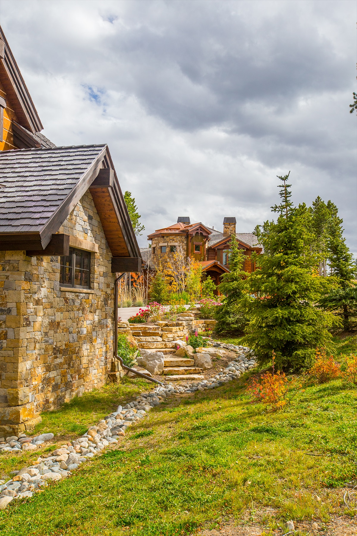 gorgeous homes in breckenridge, colorado