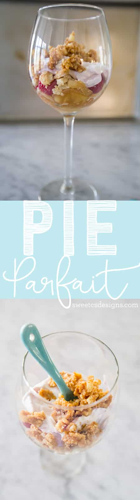 Pie for breakfast- um yes!!!