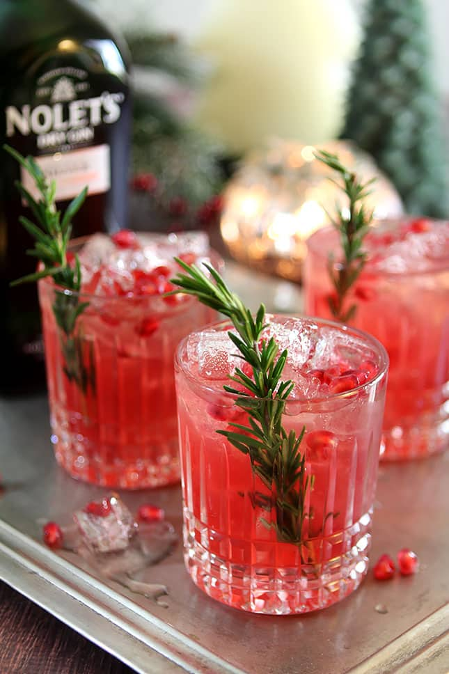 27 Festive Christmas Cocktails Sweet C S Designs