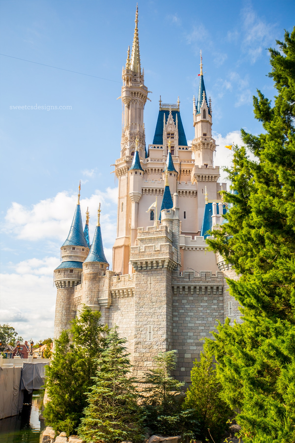 Disney world - I love the castle!