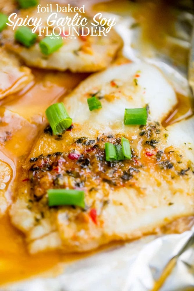 Flounder Fish Recipes Low Carb