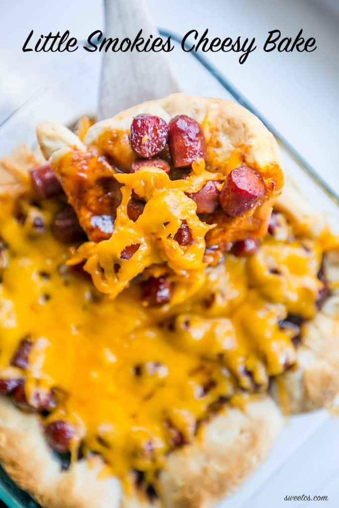 Cheesy BBQ Beef & Biscuit Casserole - Sweet C's Designs