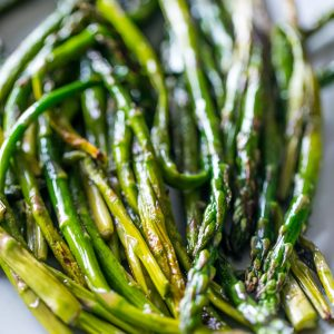 Pan Fried Asparagus, Sides, Veggies