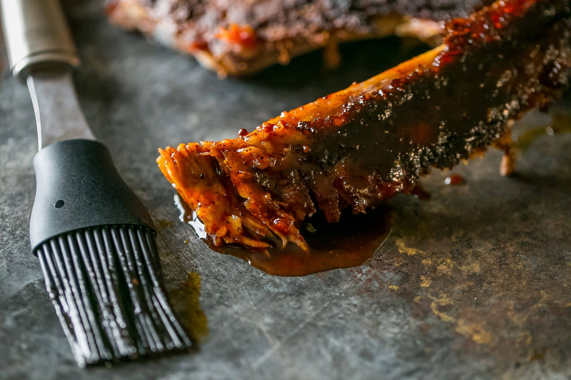 These smoked pork ribs are so delicious - this is the best recipe!