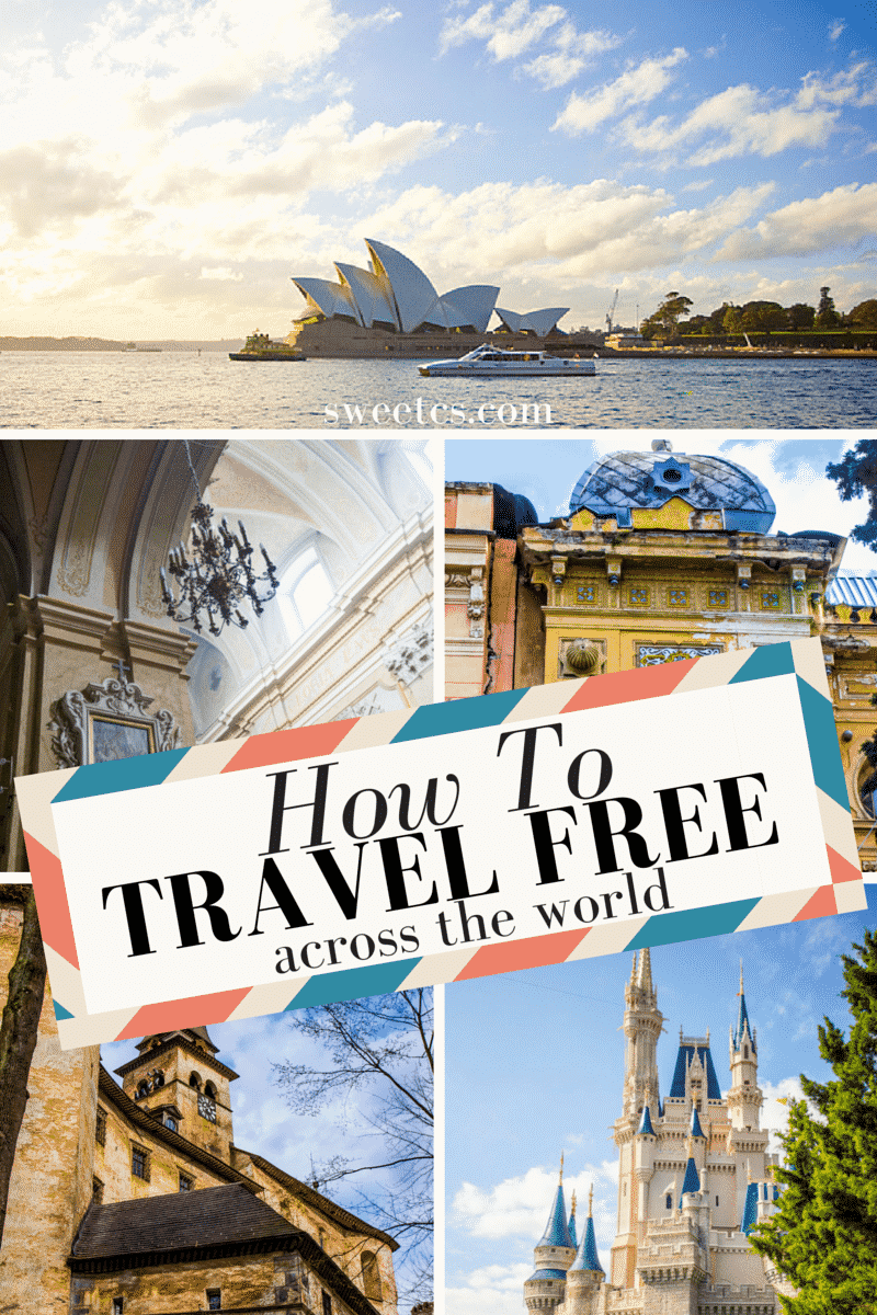 How to travel free - really!! Simple tricks to hack your travel and quickly get free flights!!!