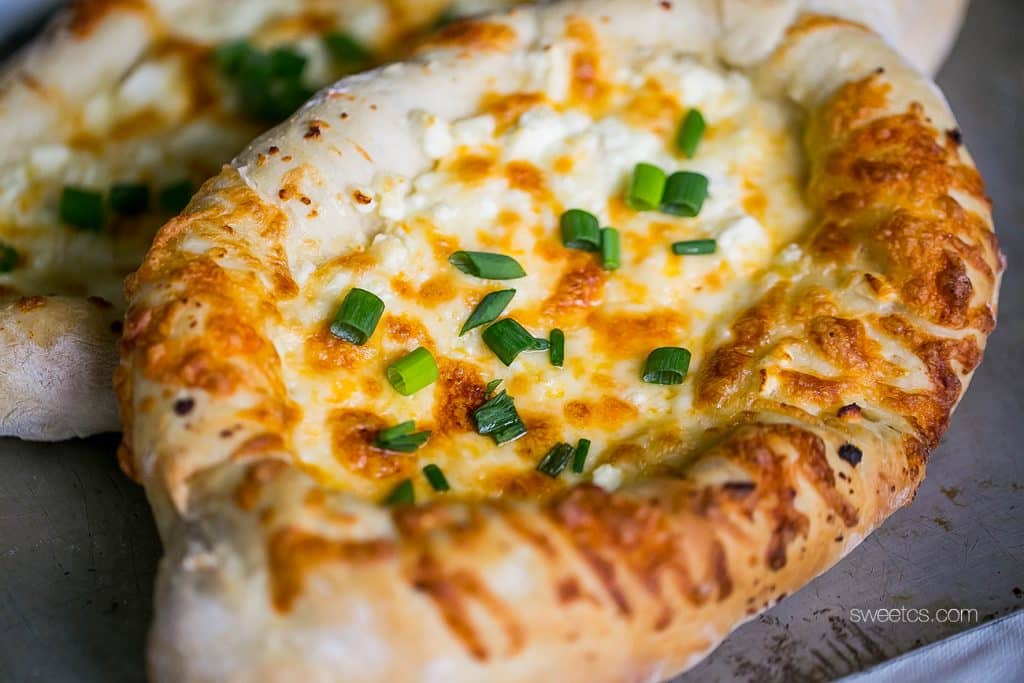This is the best cheese bread recipe ever!