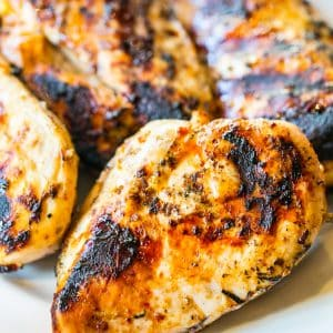 Tasty, Perfect Grilled Chicken Breasts