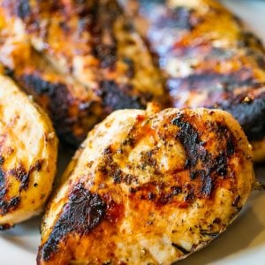 Perfect Grilled Chicken Breasts, everytime