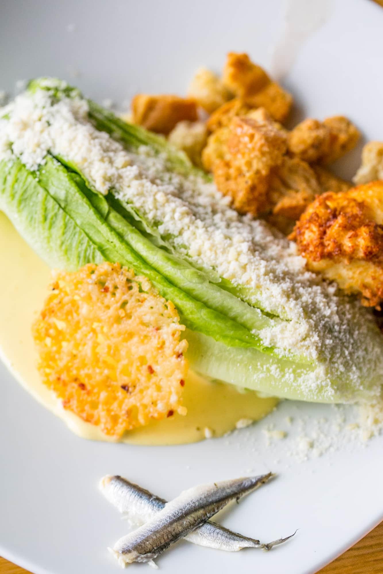 ceasar salad, Rosso Kansas City