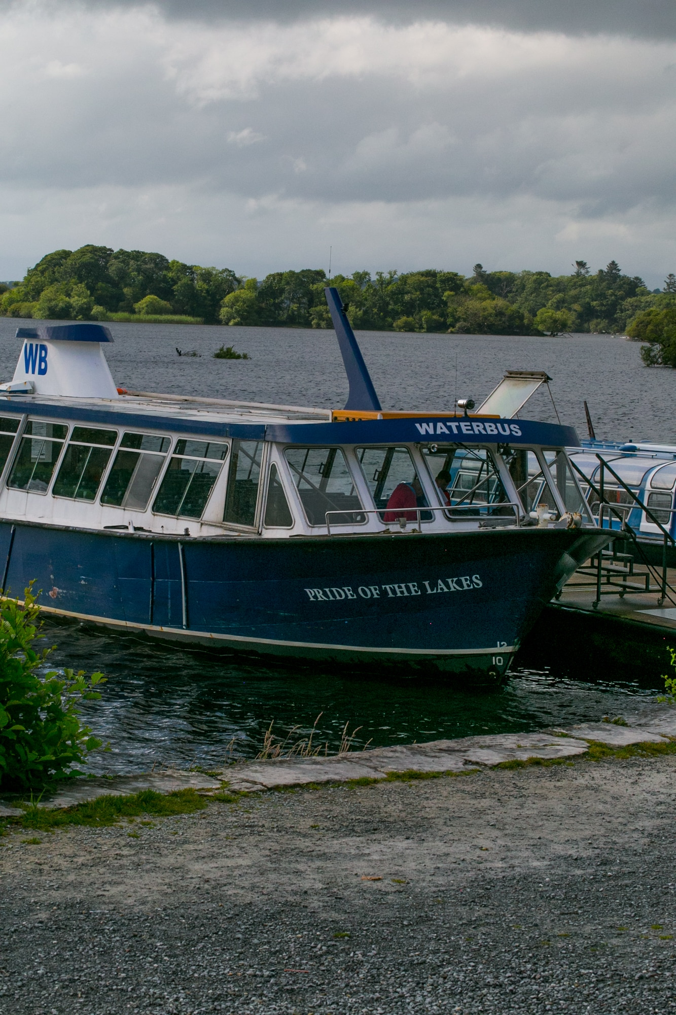Pride of the Lakes boat tour, Killarney National Park