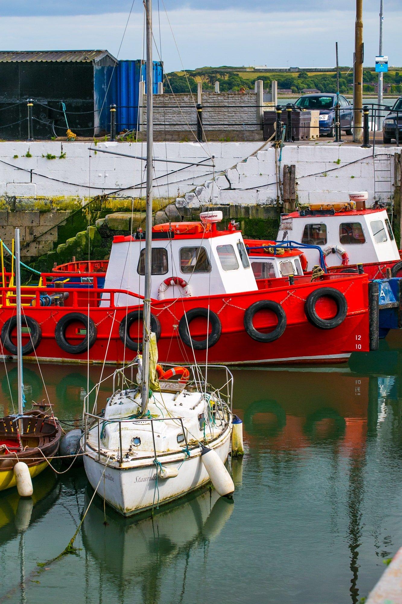 tugboat, Cobh Ireland