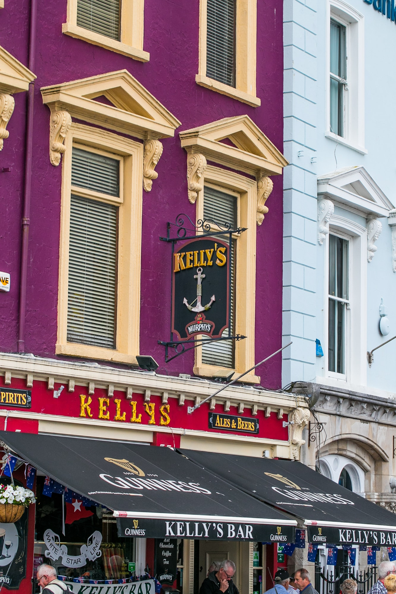 Kelly's bar and grill, Cobh Ireland