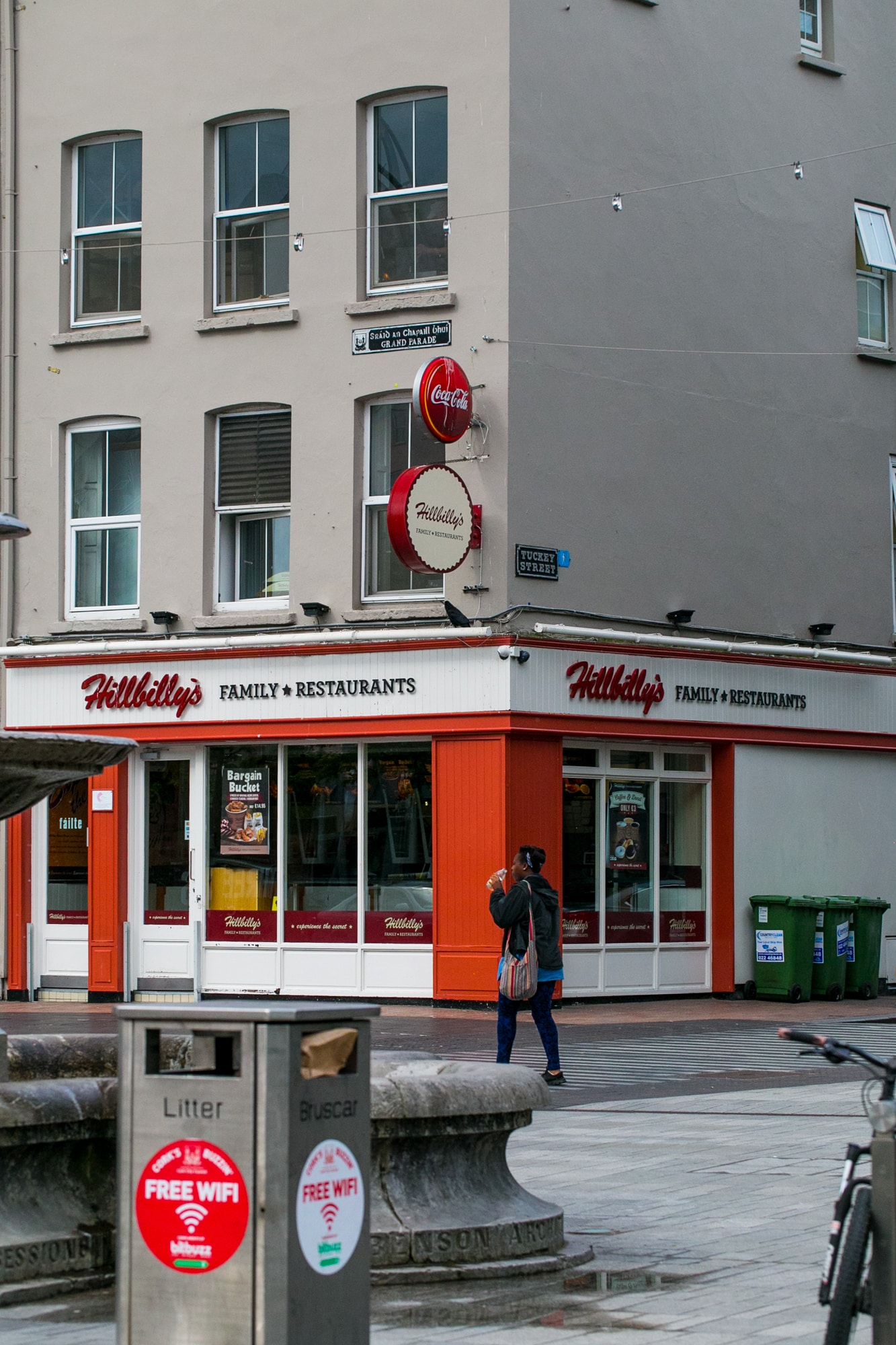 hillbillys, Cork Ireland