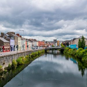 River view, Cork, Ireland