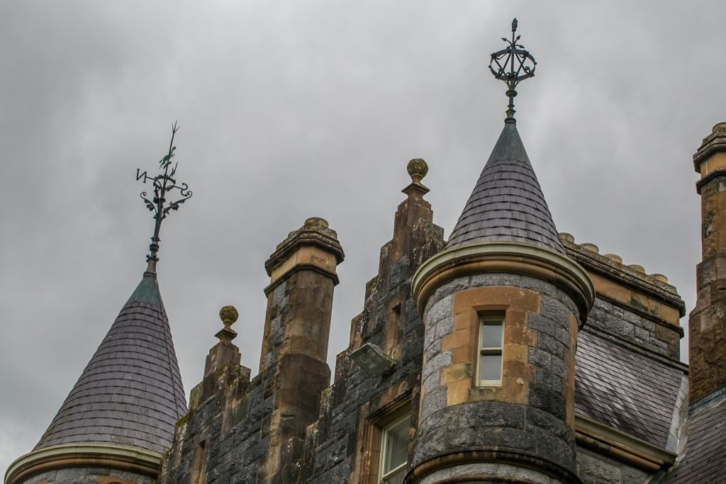 Details at Blarney House