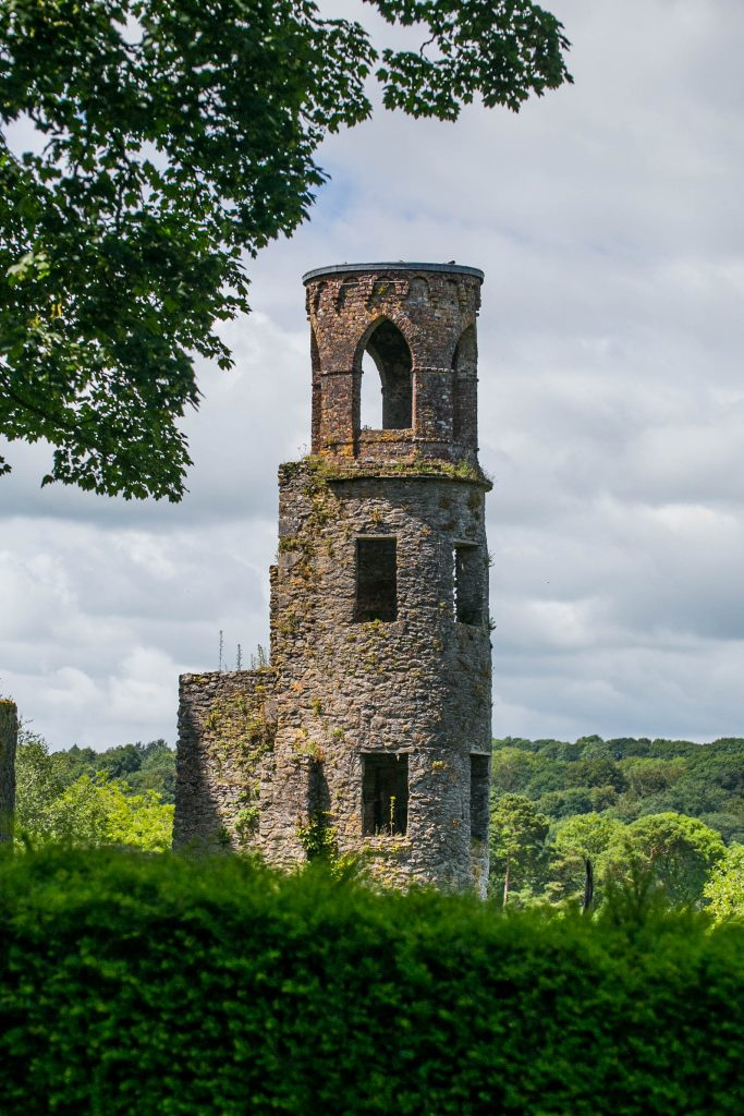 Tower, Blarney Castle, Ireland