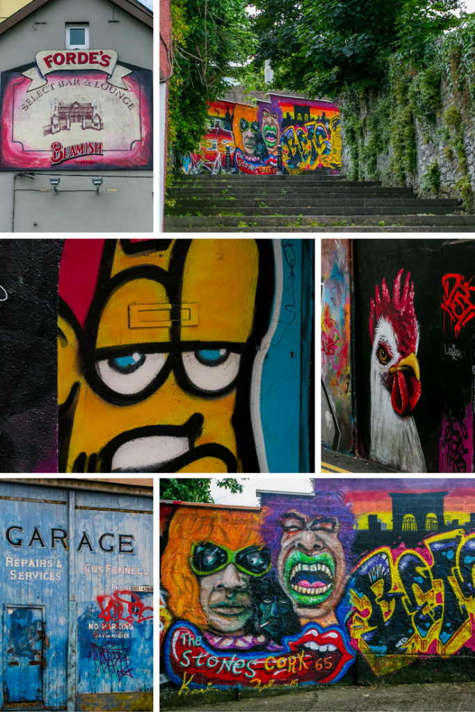 street art, Cork Ireland - so colorful and amazing!