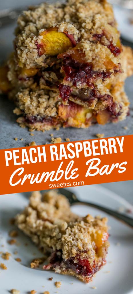 Crumble bars