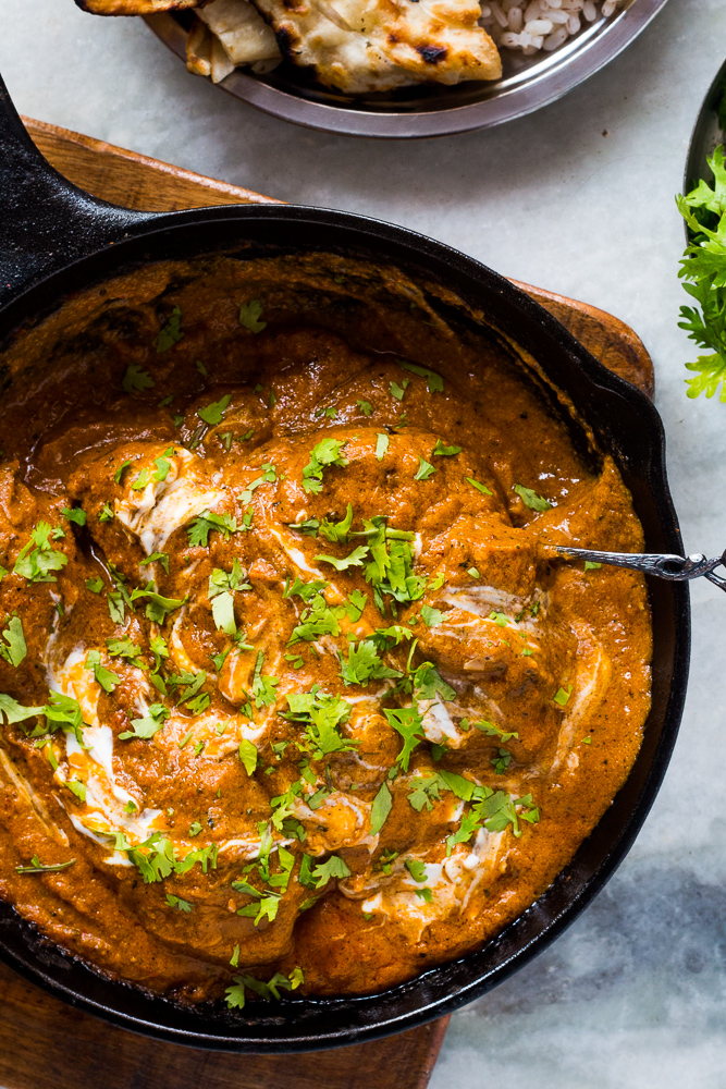 Easy Restaurant Style Butter Chicken Masala