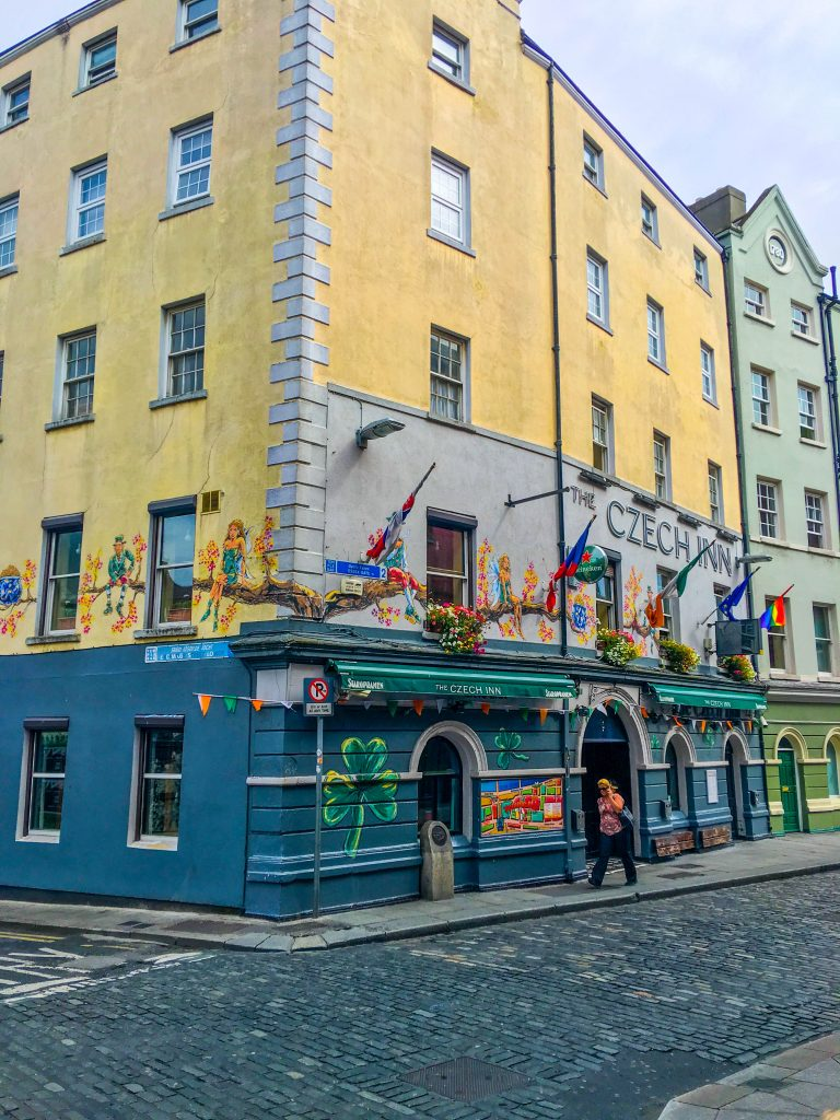 Czech Inn, Temple Bar Dublin