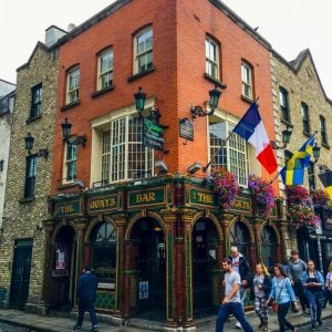 The Quays bar What to Do In Dublin