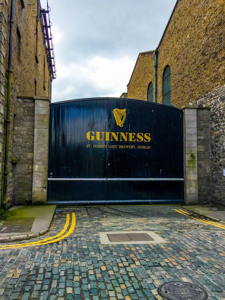 St James Gate, Guinness, Dublin