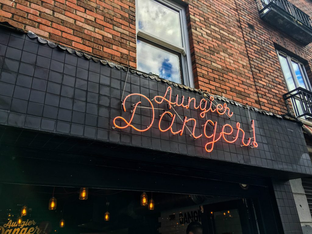 Aungier Danger doughnuts and deli, Dublin