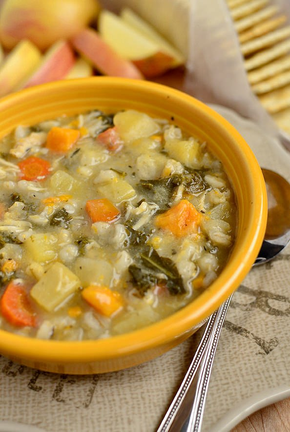 30 Slow Cooker Soups For Fall
