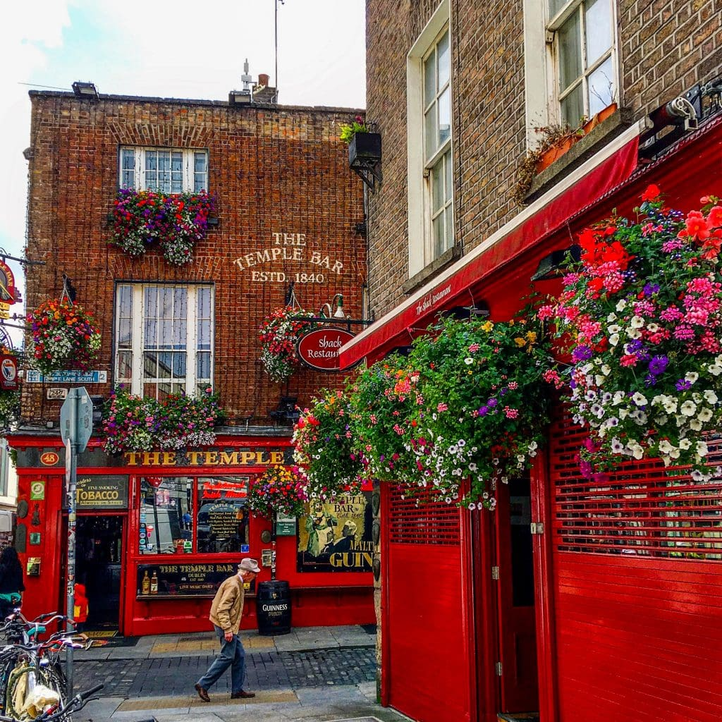 Dublin Ireland- What We Ate - Sweet C's Designs