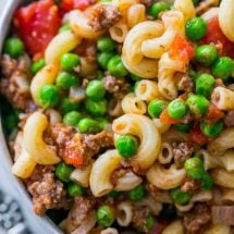 Grandpa's Irish Stew (Macaroni Goulash)