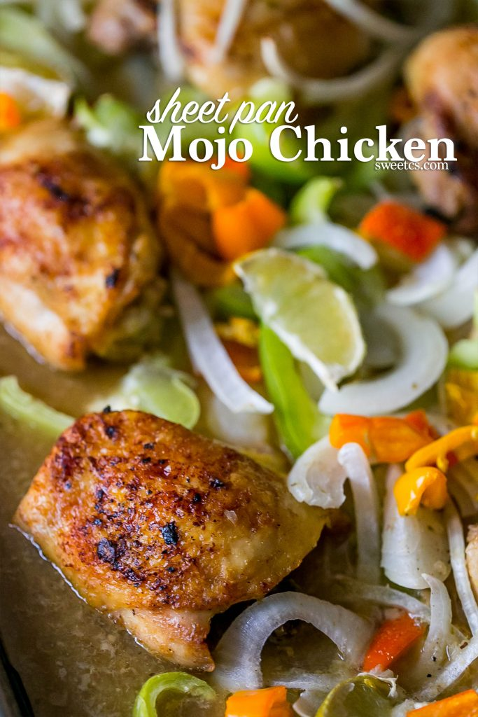 this-sheet-pan-mojo-chicken-is-bursting-with-flavor-and-so-incredibly-easy