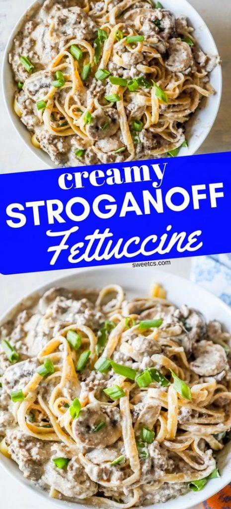 creamy-stroganoff-fettuccine