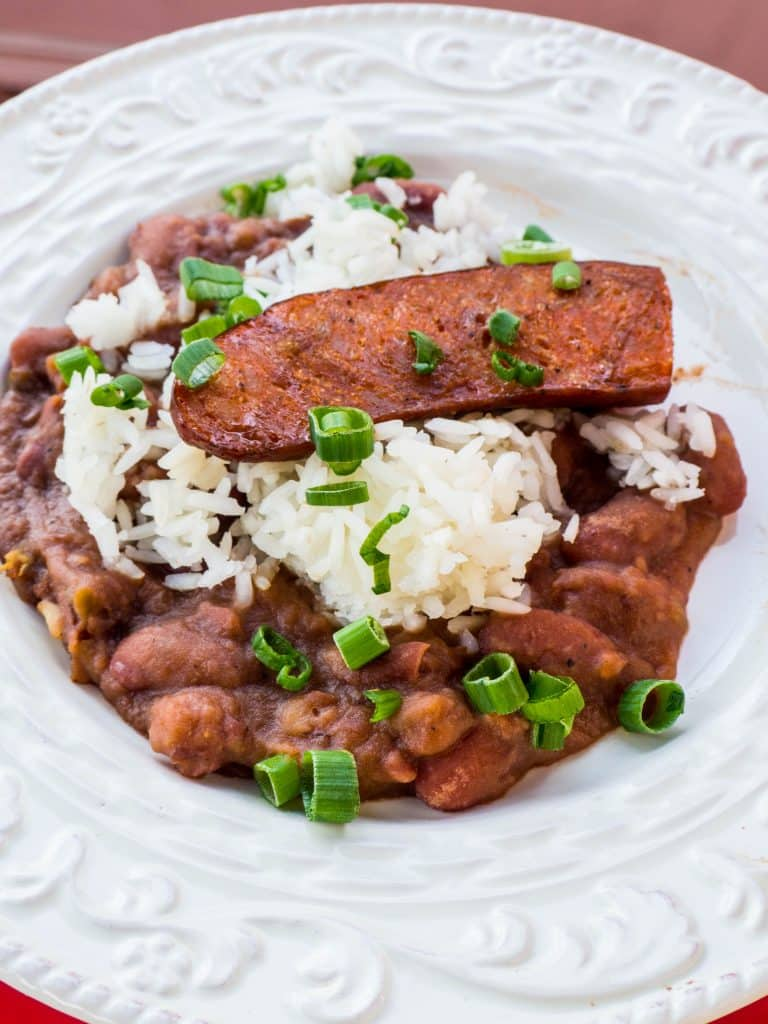 Red Beans and rice, Disney Festival of Holidays