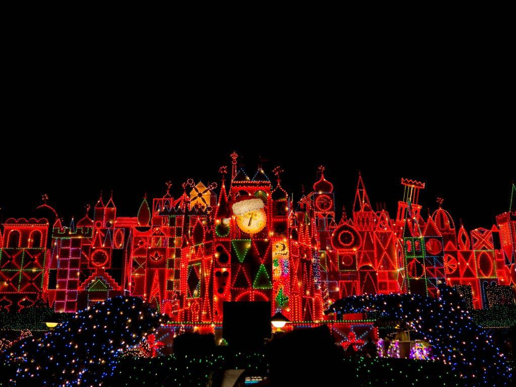 its a small world at christmas