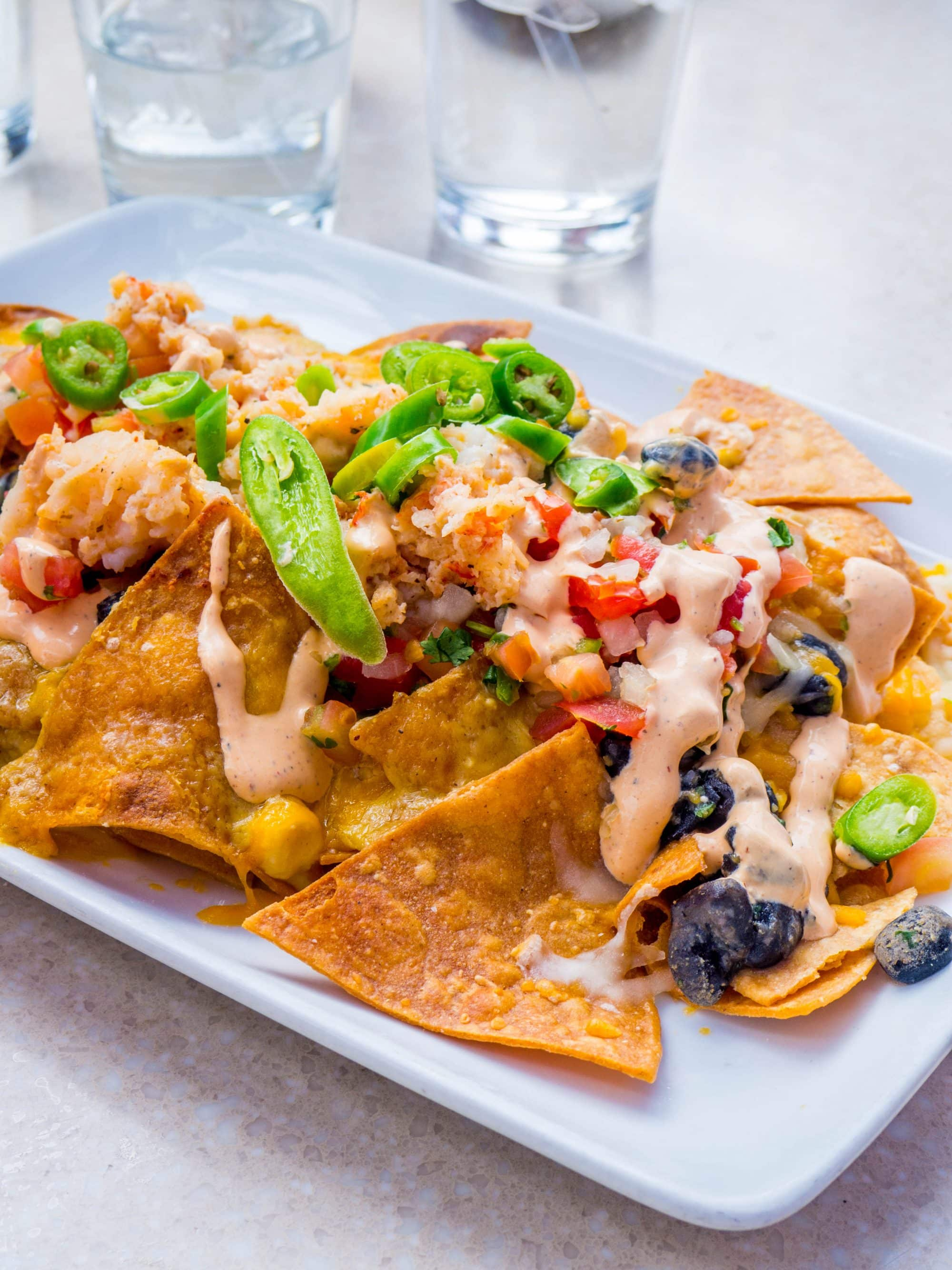 Lobster Nachos, The Cove Bar Disneyland