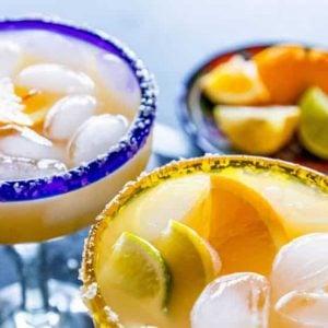 """4 Citrus Margaritas (& """"no""""garitas)"""