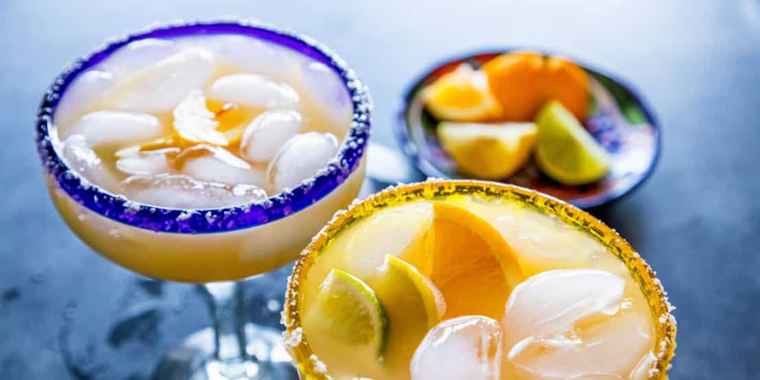 4 Citrus Margarita
